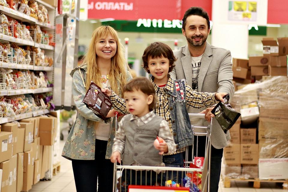 zdrowe żywienie dziecka - zabierz dziecko na zakupy,
