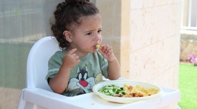 żywienie małych dzieci gdy dziecko jest niejadkiem